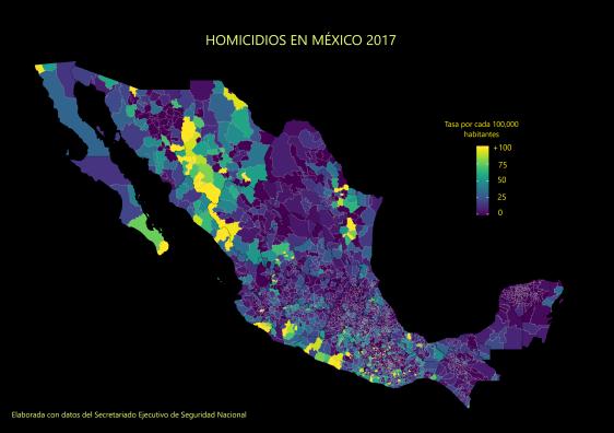 homicidios 2017